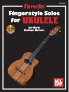 Favorite Fingerstyle Solos for Ukulele (Book/CD)