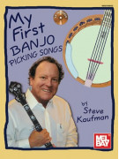 My First Banjo Picking Songs (Book/CD)