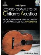 Corso completo di chitarra acustica (libro/CD)