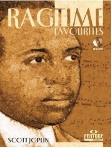 Ragtime Favourites: Mallets (book/CD)
