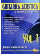 Guitarra Acustica Vol. 1, Spanish (DVD)