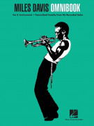 Miles Davis – Omnibook Eb Instruments