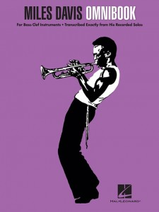 Miles Davis – Omnibook Bass Instruments