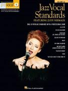 Pro Vocal: Jazz Vocal Standards Volume 18 (book/CD sing-along)