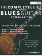The Complete Guide To Playing Blues Guitar Compilation