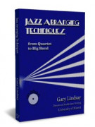 Jazz Arranging Techniques (book/CD)