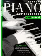 Rockschool Popular Piano And Keyboards - Grade 3 (book/CD)
