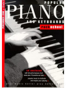Rockschool Popular Piano And Keyboards - Grade 5 (book/CD)