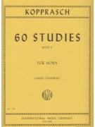 Kopprasch - 60 Studies For Horn Book 2