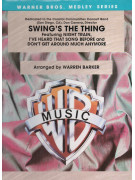 Swing's the Thing (Concert Band)