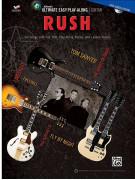 Ultimate Easy Guitar Play-Along: Rush (book/DVD)