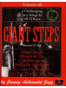 Giant steps (book/CD play-along)