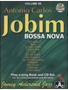 Antonio Carlos Jobim - Bossa Nova (Book/CD play-along)