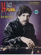 14 Jazz & Funk Etudes: E-Flat Instrument (book/CD play-along)