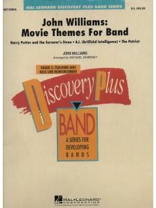 John Williams: Movie Theme for Band
