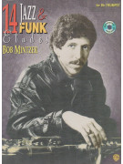 14 Jazz & Funk Etudes: Bb Trumpet (book/CD)