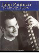 John Patitucci - 60 Melodic Etudes