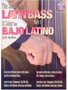Swing of the Latin Bass (book/CD)