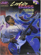 Latin Bass (book/CD)