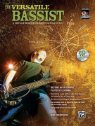 The Versatile Bassist (book/CD)
