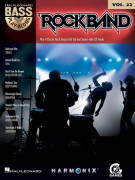 Rock Band: Bass Play-Along Volume 22 (book/CD)