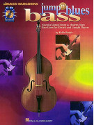 Jump 'N' Blues Bass (book/CD)