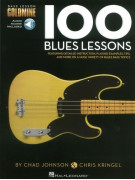 Goldmine : 100 Blues Lessons - Bass (book/Audio Access)