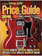 The Official Vintage Guitar Magazine: Price Guide 2015