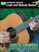 Acoustic Guitar: Lead & Melody Basics (book/CD)