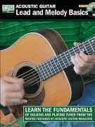 Acoustic Guitar: Lead & Melody Basics (book/CD)