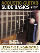 Acoustic Guitar: Slide Basics (book/CD)