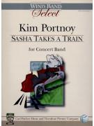 Sasha Takes a Train (Wind Band)