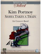 Sasha Takes a Train (Wind Band)