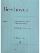 Beethoven - Sonatas for Piano and Violoncello