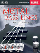 Metal Bass Lines (book/Audio Access)
