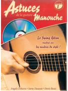Astuces de la Guitare Manouche 1 (book/CD play-along)