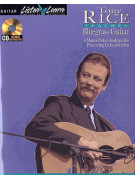 Teaches Bluegrass Guitar (book/CD)
