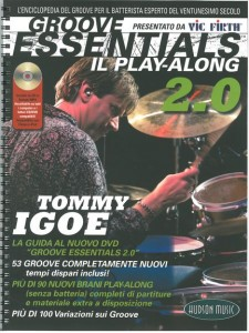 Groove Essentials Il Play-along 2.0 (book/CD MP3) Ediz. Italiana