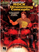 Essential Rock Drumming Concepts (book/CD)