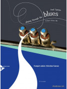 Playing Through the Blues: Trumpet (book/CD play-along)