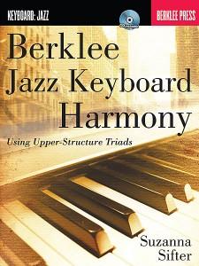 Berklee Jazz Keyboard Harmony (book/CD)
