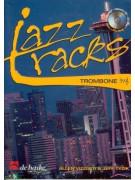 Jazz Tracks For Trombone (book/CD play-along)