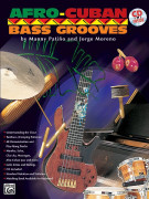 Afro-Cuban Grooves (book/CD play-along)