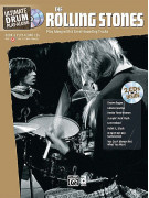 Ultimate Drum Play-Along: Rolling Stones (book/CD)