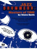 Masters of Time - Jazz Drummers (book/CD play along)