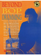 Beyond Bop Drumming (book/CD play-along)