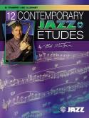 12 Contemporary Jazz Etudes - Bb Trumpet or Clarinet (book/CD)