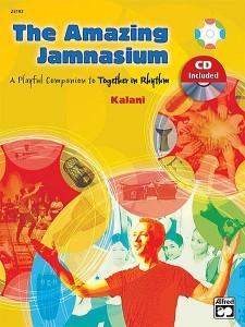 The Amazing Jamnasium (book/CD)