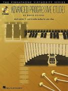 Advanced Progressive Etudes for Vibraphone (book/CD)