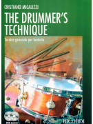 The Drummer's Technique (Book/2CD)